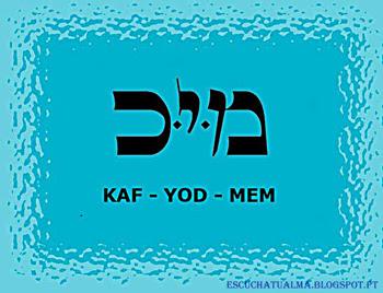 KAF YOD MEM