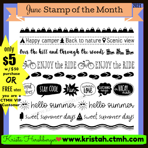 June 2021 Stamp of the Month