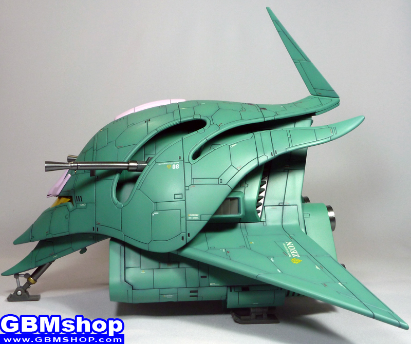 Bandai MSIA - Mobile Suit in Action MAN-08 Elmeth