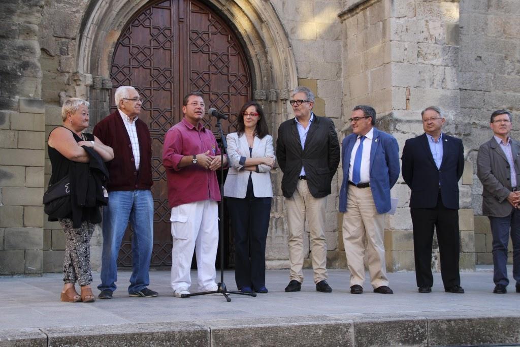 Inauguració 6è Obert Centre Històric de Lleida 18-09-2015 - 2015_09_18-Inauguraci%C3%B3 6%C3%A8 Obert Centre Hist%C3%B2ric Lleida-13.jpg