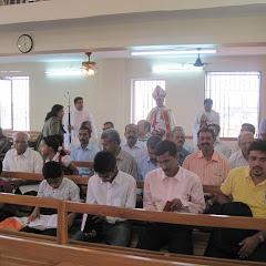 Declaration of a separate church. As Holy Immanuel CNI Church ((Vasai Road).15th April 2012 - c2.jpg