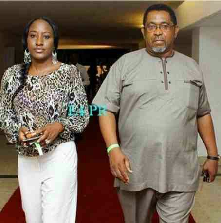 Ireti and Patrick Doyle's marriage hit the rock