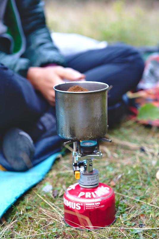 Luxul cafelei de dimineata.