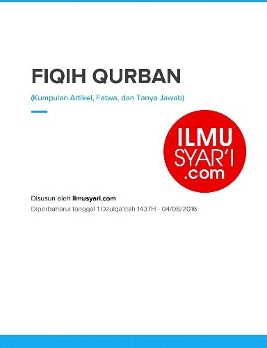 Download pdf Fiqih Qurban (Kumpulan Artikel, Fatwa, dan Tanya Jawab)