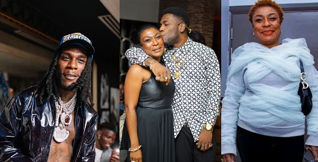 I Don't Mind If Burna Boy Is Arrogant – Burna Boy's Mother Proudly Support her Son [Video]