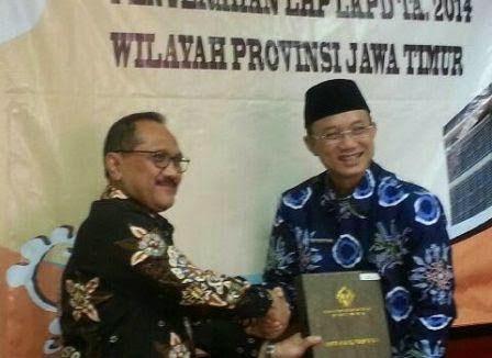 Berita foto dan video terbaru Sinar Ngawi: Kabupaten Ngawi kembali raih opini WTP untuk keduakalinya