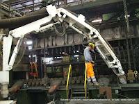 Escavatori a risucchio in ambito industriale