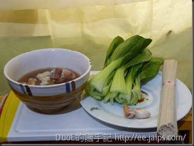 軒閣食品-鮮盒子肉骨茶1