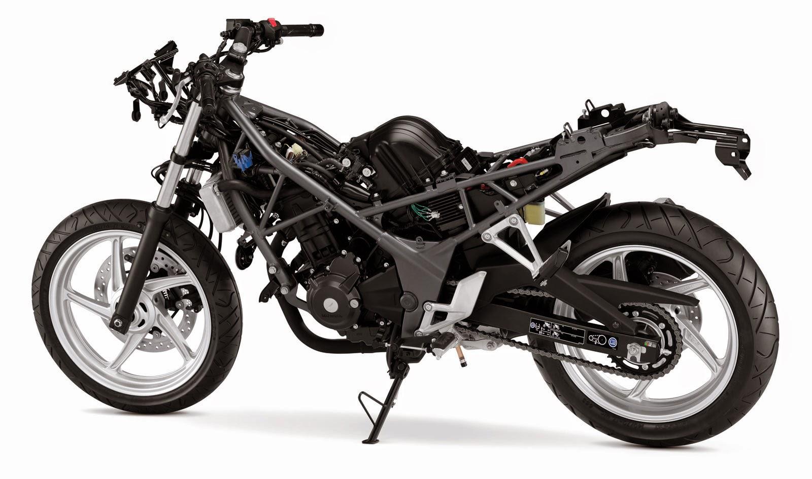 Download 84 Foto Modif Motor Honda Verza Terupdate Griya Modifikasi