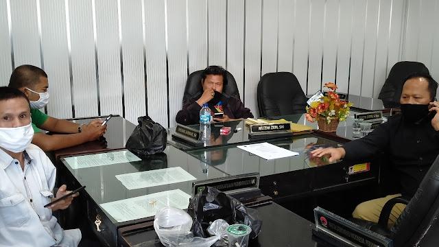 Apresiasi Pelindo, Boby Rustam Imbau Perusahaan Perhatikan Masyarakat Lingkungan Terdampak Covid-19