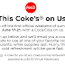 Free $2.50 Mastercard From Coca Cola