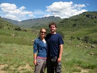 Sani Pass Rd - Drakensburg Mountains, South Africa