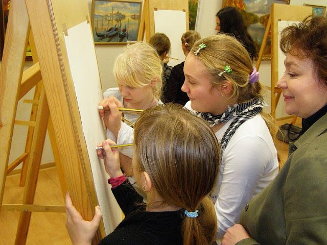 Kunstiosakonda sisseastunud laste pühitsemine 2011 - PB170416.JPG