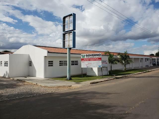Governo do RN, secretaria de saúde do estado pública NOTA, a direção do hospital regional