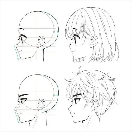 Aprende Como Dibujar Anime Y Manga Con Estos Consejos