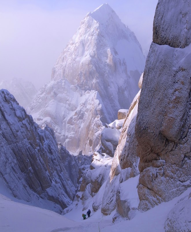 This Sophisticated Ascent Is Defined By Its Original: First Ascent Of The Hypa Zypa Couloir (ED+: AI5+, M6+, 5
