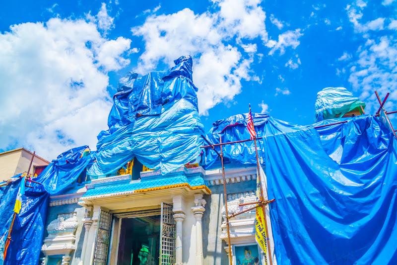 ペナン マハ・マリアマン寺院
