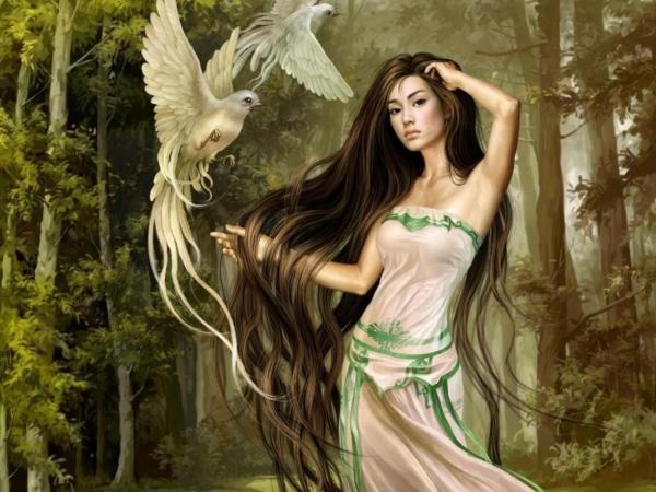 Princess Of White Birds, Fairies 3