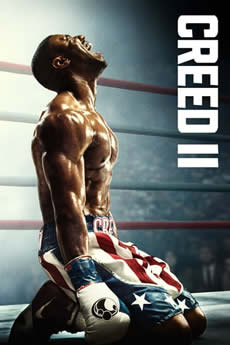 Capa Creed II (2018) Dublado Torrent