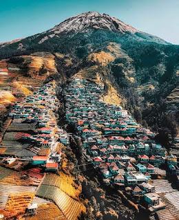 Nepal van java di magelang