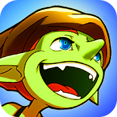Friendly Goblin : Rayman
