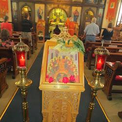 Church Slava 06.08.14