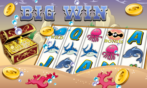 Sea Treasures Casino Slots
