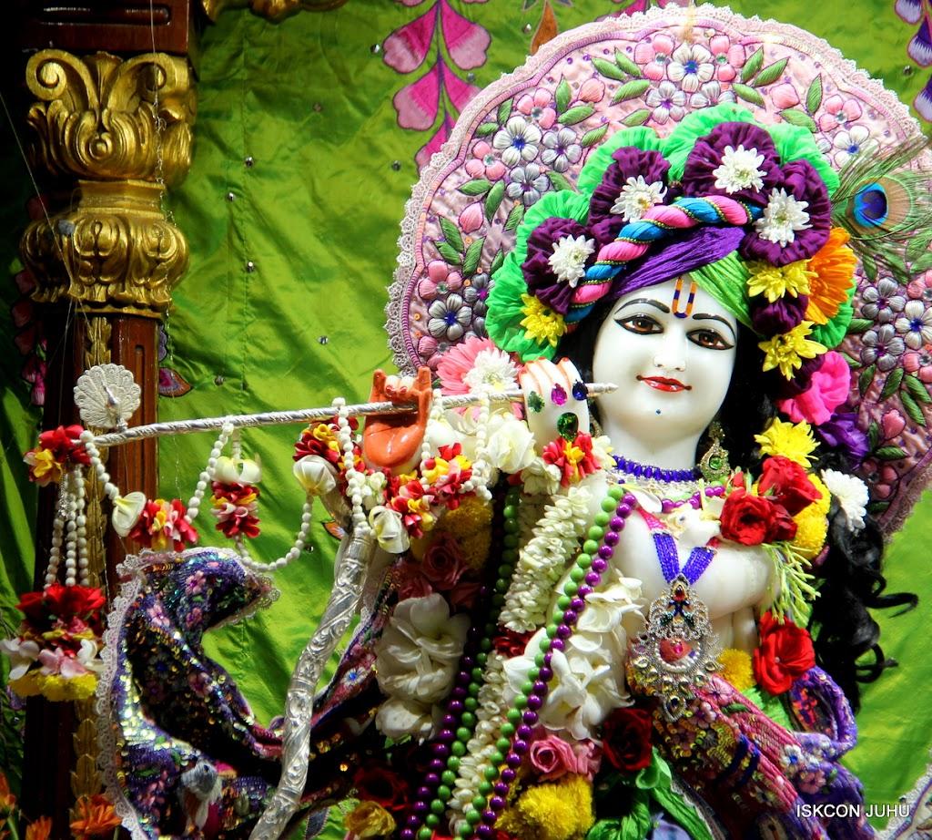 ISKCON Juhu Sringar Deity Darshan on 30th June 2016 (6)