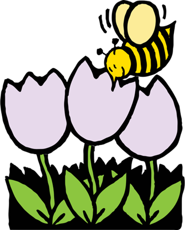 johnny-automatic-bee-and-flowers