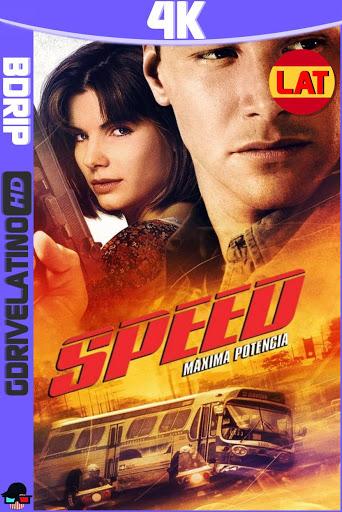 Speed: Máxima potencia (1994) BDRip 4K Latino-Ingles MKV