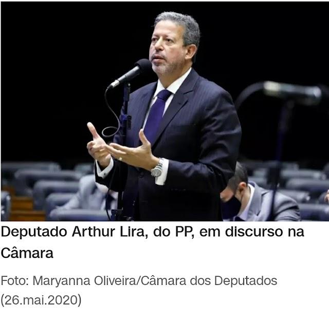 Frente evangélica anuncia apoio à candidatura de Arthur Lira na Câmara
