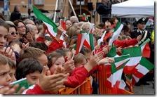 Calo record nascite in Italia e decessi in aumento