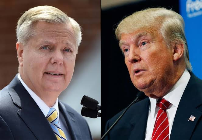 'We have had a hell of a journey, but enough is enough, it's over, Joe Biden won' - Trump die-hard ally Sen. Lindsey Graham finally discards Trump (Video)