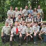 2013 Seven Ranges Summer Camp