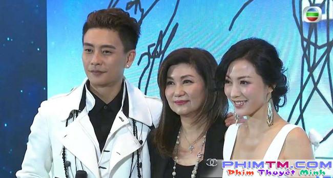 """Nữ chính của hai bom tấn TVB """"Thâm Cung Kế"""" và """"Phi Hổ Cực Chiến"""" là ai? - Ảnh 1."""
