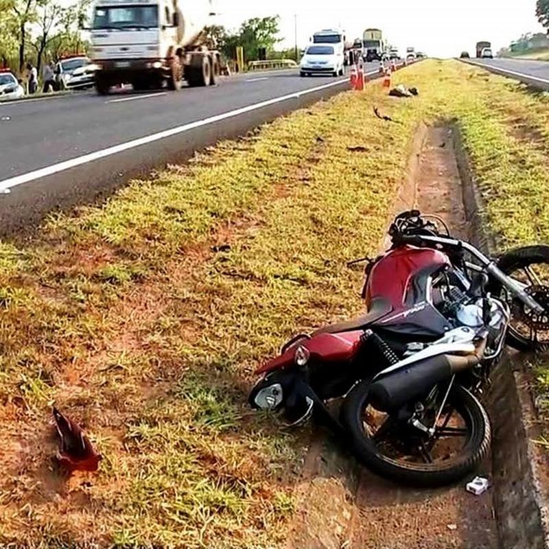Acidentes com motociclistas representam 25% dos acidentes na BR-163