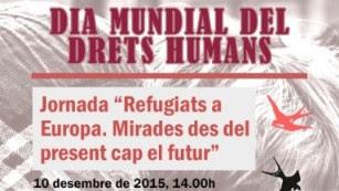 Jornada Refugiats a Europa