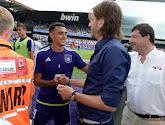 Matias Suarez begrijpt de vele trainerswissels bij Anderlecht niet