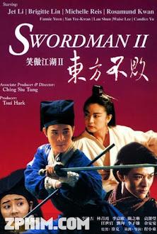 Tiếu Ngạo Giang Hồ 2 - Swordsman II (1992) Poster