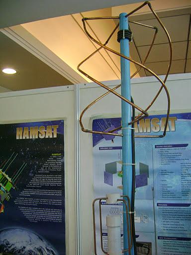 AMSAT INDIA @ HFI 2011 - DSC09482.JPG