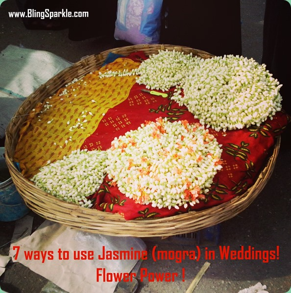 Use of floral decor in Weddings Flower Power