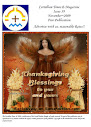 Issue 39 NOVEMBER 2009 Thanksgiving Blessings To You And Yours
