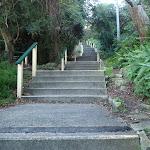 Steps above Clifton Gardens (57572)