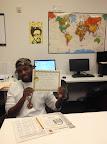 Troy Mackey, CASC Student Highlight May 15, 2014
