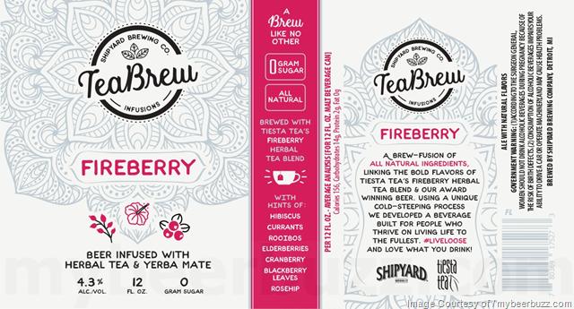 shipyard updating teabrew infusions maui mango fireberry