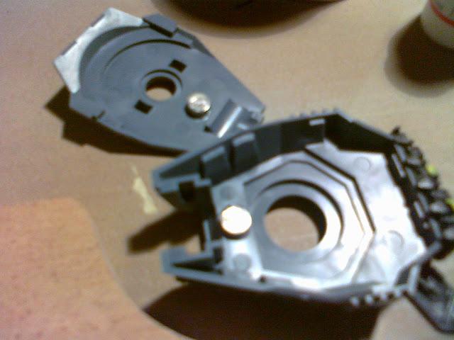 magneten turret