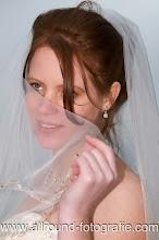 Bruidsreportage (Trouwfotograaf) - Foto van bruid - 038