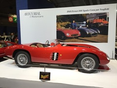 Ferrari 166 Spyder Corsa 1948