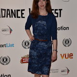 OIC - ENTSIMAGES.COM - Elizabeth Ness at the Raindance Opening Night Gala at the Vue in Leicester Square, London on the 23rd September 2015. Photo Mobis Photos/OIC 0203 174 1069