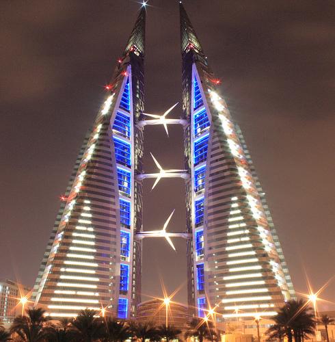 Bahrain - World Trade Center
